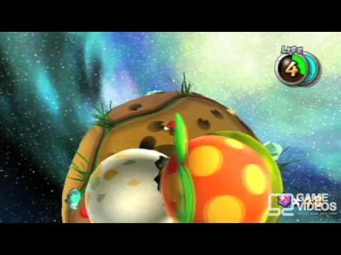 super mario galaxy 2 peewee piranha boss battle gameplay. Black Bedroom Furniture Sets. Home Design Ideas