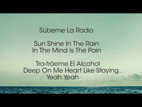 Enrique Iglesias & Matt Terry & Sean Paul - Subeme La Radio |Lyrics - Letra|