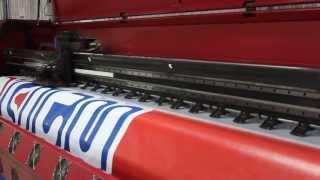 видео печать на баннере киев