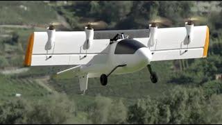 Dufour Aerospace VTOL Aircraft