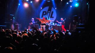 Public Image Ltd-(PIL)-One Drop 12.06.03 Tvornica