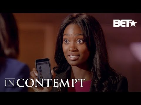 Here's How Your Thirst Trap Can Help You In Court One Day | In Contempt