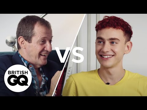"""Olly Alexander: """"I'm surprised that more people aren't talking about male suicide"""" 