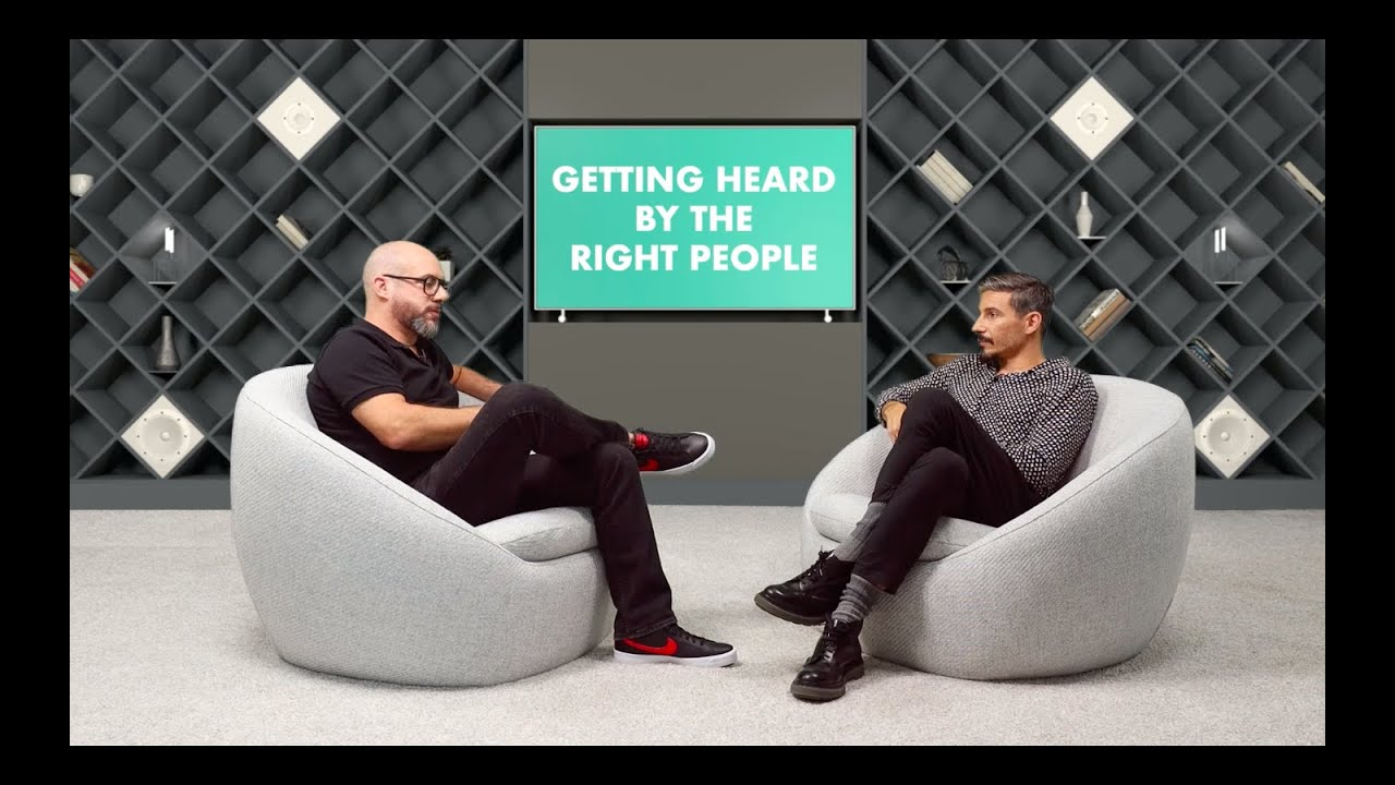 Getting Heard By The Right People - Mixed In Key TV - Interview with Biz Martinez