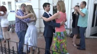 Танцуем #1 после открытого урока на фестивале Эскимо-фест