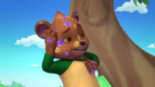vuclip Goldie and Bear: Suddenly Spots (Clip)