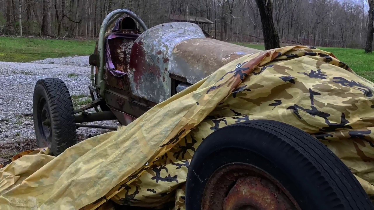 Abandoned Deadly Race Track Jungle Park Speedway Found