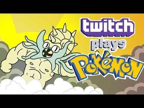 LORE — Twitch Plays Pokemon Lore in a Minute!