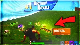 "PLAYING NEW ""STEADY STORM LTM! // NEW DOUBLE BARREL SHOTGUN GAMEPLAY! // Fortnite (PS4 LIVE)"