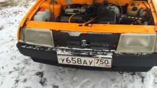 Тюнинг печки ВАЗ 2108 09