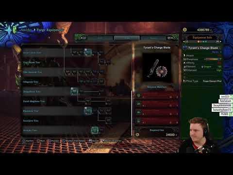 Deviljho Armor & Weapons