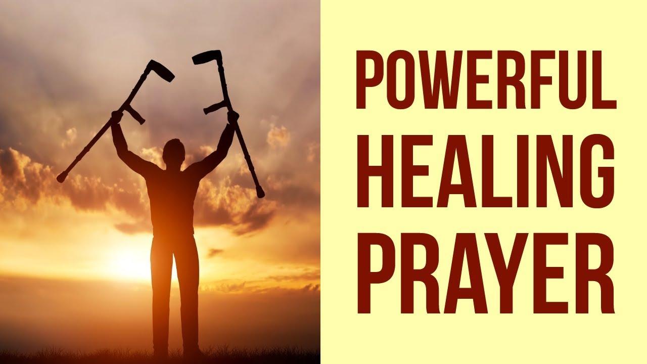 Healing Disease Prayer 90