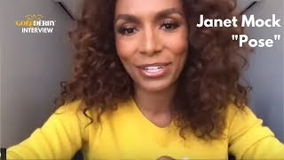 Janet Mock ('Pose' producer) on 'gorgeous, outrageous' world of the LGBT ball scene   GOLD DERBY