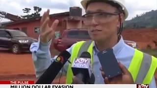 Million Dollar Evasion - The Pulse on JoyNews (1-8-18)