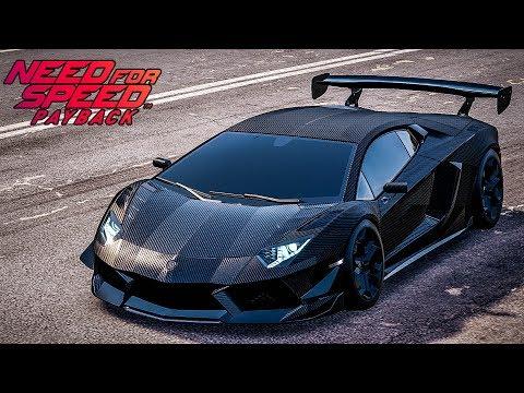 แลมโบ พันธุ์ดุ Lamborghini Aventador Coupé - Need for Speed Payback