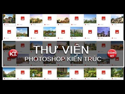 ✅ Thư viện photoshop kiến trúc + Ảnh stock photoshop ( trên 70.000 ảnh)   Photoshop kiến trúc
