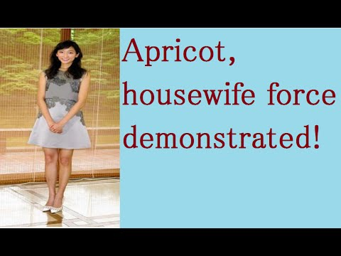 Apricot, housewife force demonstrated! Cooked his own rabbit also judge