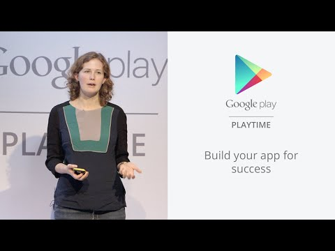 Playtime Europe - Build your app for success