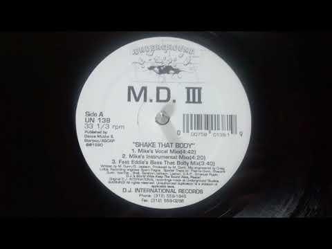 Mike Dunn & MD III - Shake That Body baixar grátis um toque para celular