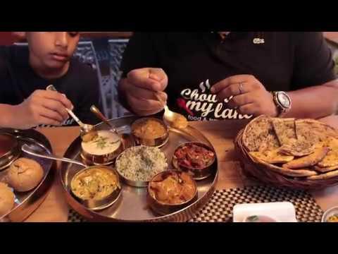 Best Rajasthani Rajwada Food || Anandam, Pimple Saudagar, Pune || Veg Rajasthani food