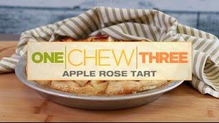 One Chew Three: Apple Rose Tart - The Chew