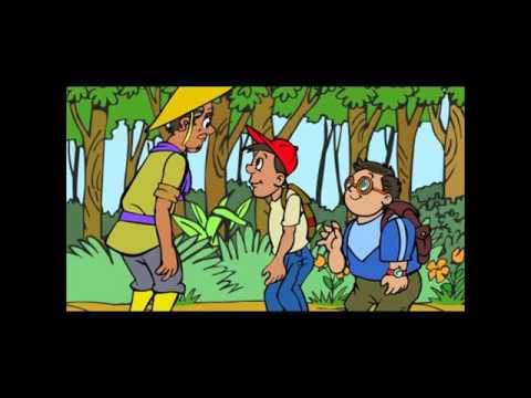 Petani Rajin Animasi National Character Building Youtube Gambar Pekerjaan Kartun