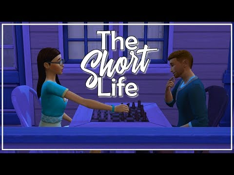 Liberty Moves In + CAS Makeover 💇 | The Short Life Part 2 - The Sims 4 LP