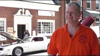 Compassion in Action: Mike Zeinstra - Charity Car Shows