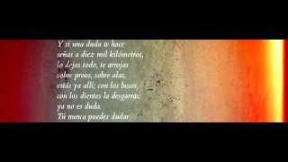 Download Tu vives siempre en tus actos #POEMA Pedro Salinas. Voz y música Fran Fernández MP3 song and Music Video