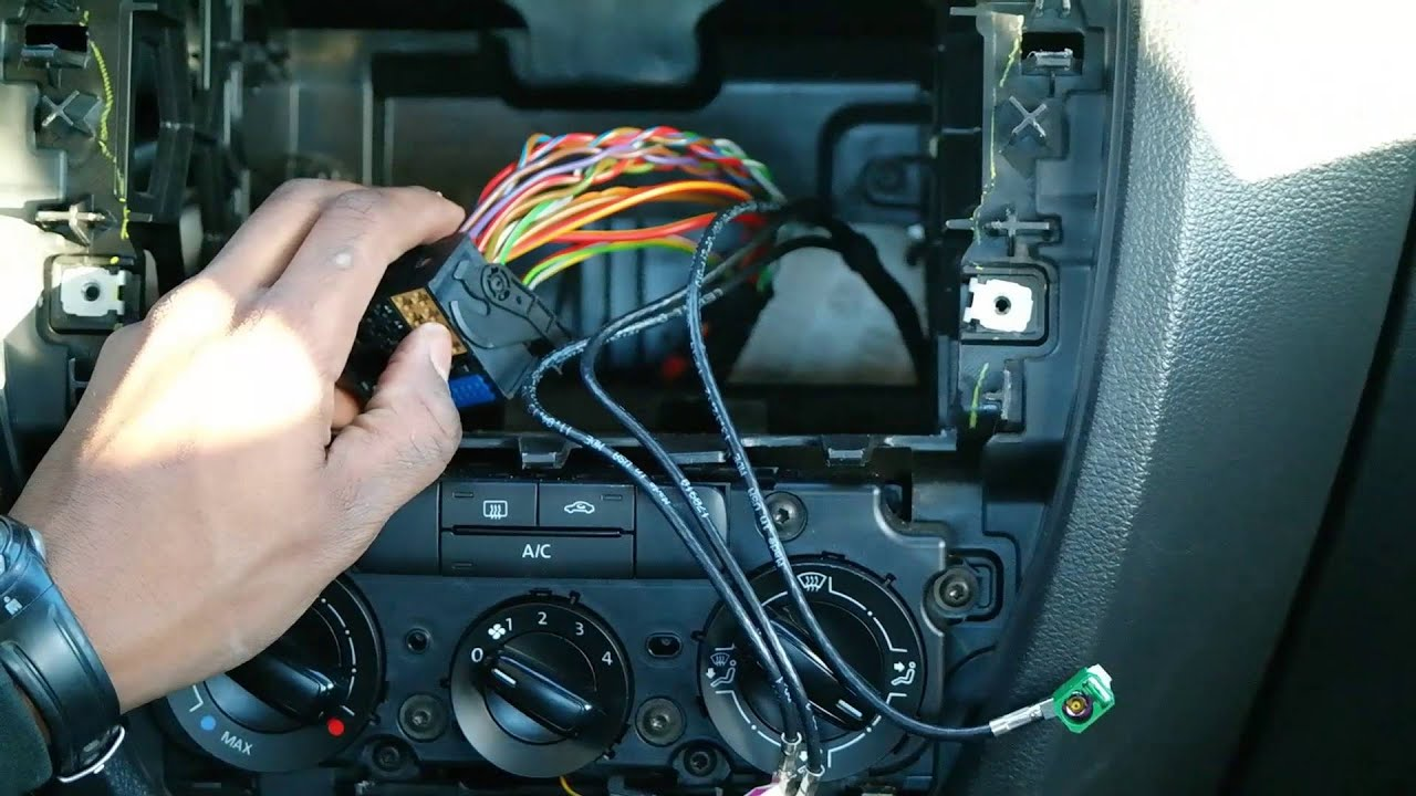 2013 Vw Jetta Stereo Wiring Diagram Books Of Delica Central Locking Mk6 Headunit Removal Installation Youtube Rh Com Radio