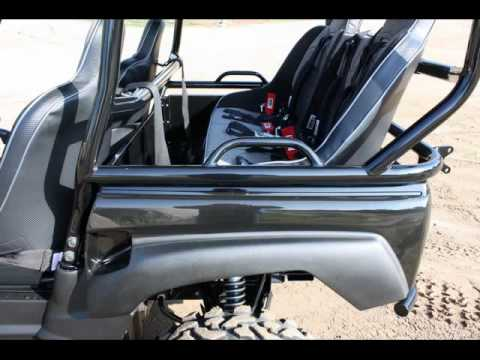 Kawasaki Teryx 4 Seat Bed Delete