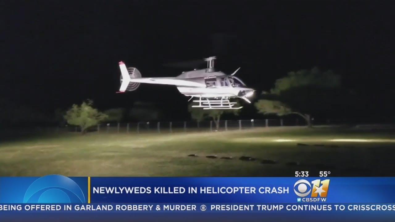 Wedding Helicopter Crash.Texas Newlyweds Die In Helicopter Crash While Leaving Their Wedding