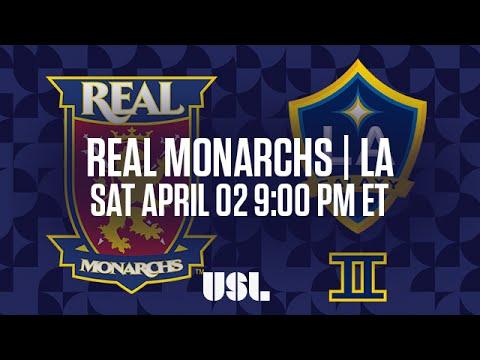 WATCH LIVE: Real Monarchs SLC vs LA Galaxy II 4-02-16