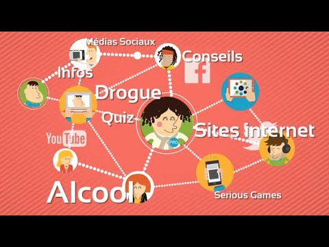 Addictions potable et de l'adolescence