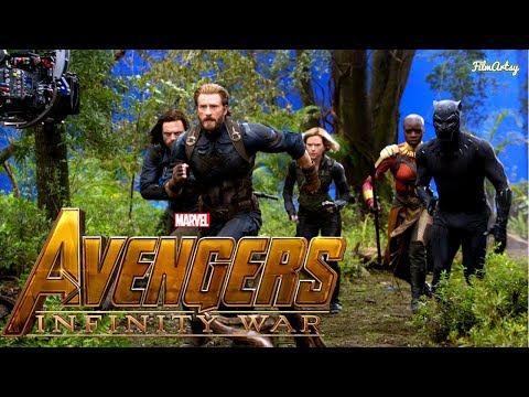 Avengers: Infinity War - Titan Fight Scene & Making of the Film - DVD Bonus | 2018 thumbnail
