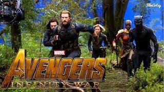 Avengers: Infinity War - Titan Fight Scene & Making of the Film - DVD Bonus | 2018