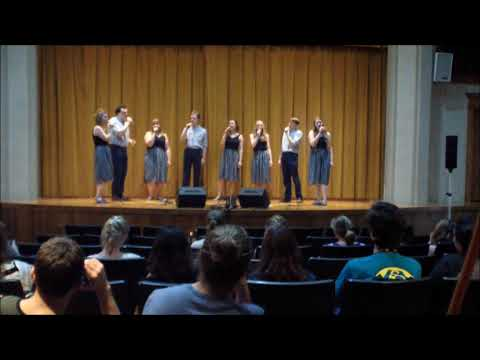 May the Peoples Praise You - Geneva College's New Song