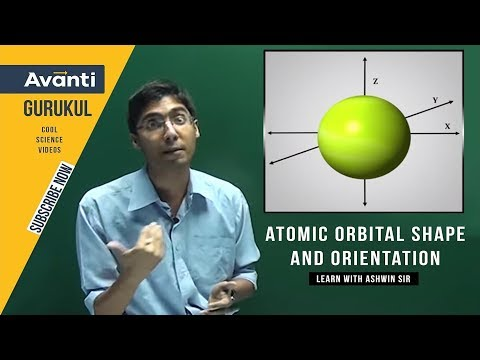 Atomic Orbital Shape and Orientation - Magnetic and Spin Quantum Number II - Ashwin Sir