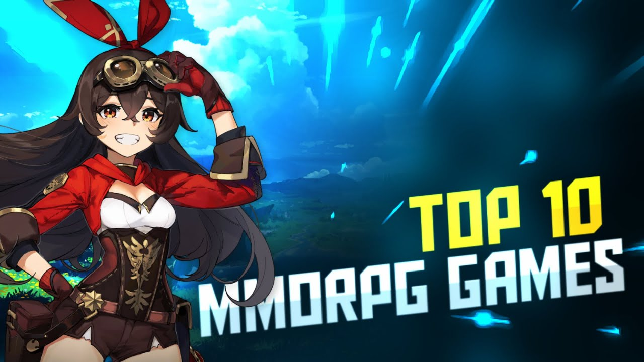 Download Top 10 Mobile MMORPG Games of 2021! Android and iOS