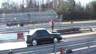 Mustang Nitrous Backfire
