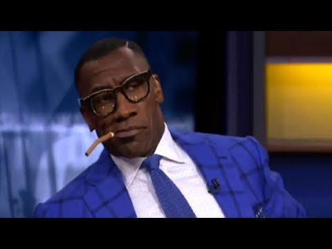 Shannon Sharpe Checks Female Reporter For Advocating Kareem Hunt Receive A Lifetime Ban From The NFL