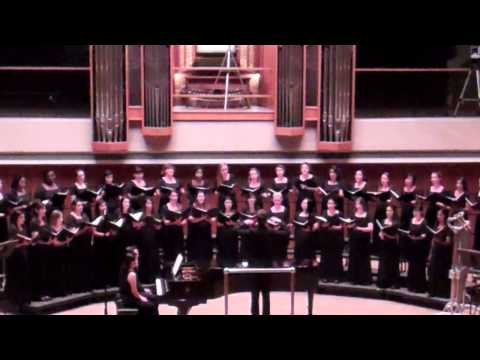 Os Justi - Eleanor Daley: The University of Texas Women's Chorus