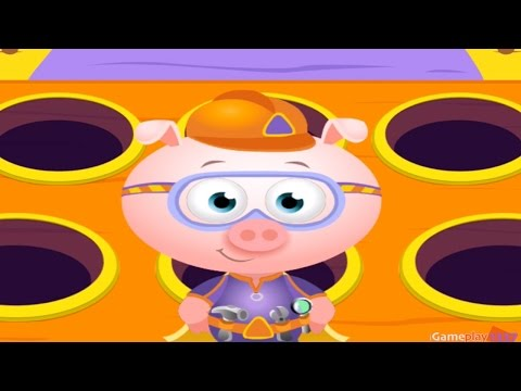 SUPER WHY Phonics Fair By PBS Kids | Gameplay Review