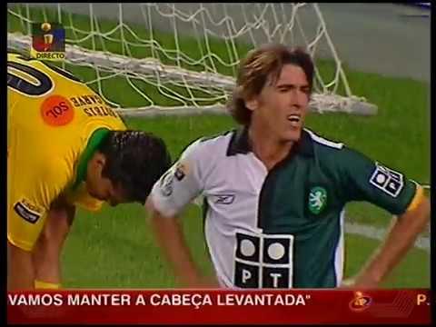 32J :: Sporting - 0 x Naval - 0 de 2005/2006
