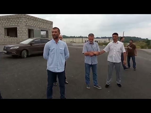Жители ингушского села требуют закрыть алюминиевый завод