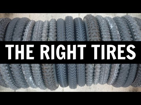 How to Choose Mountain Bike Tires - Simple 6 Step Guide