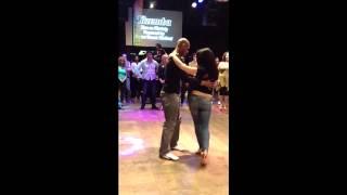 "Sensual Kizomba dance on ""Controla by Badoxa"" | DançAmore Dance Company"