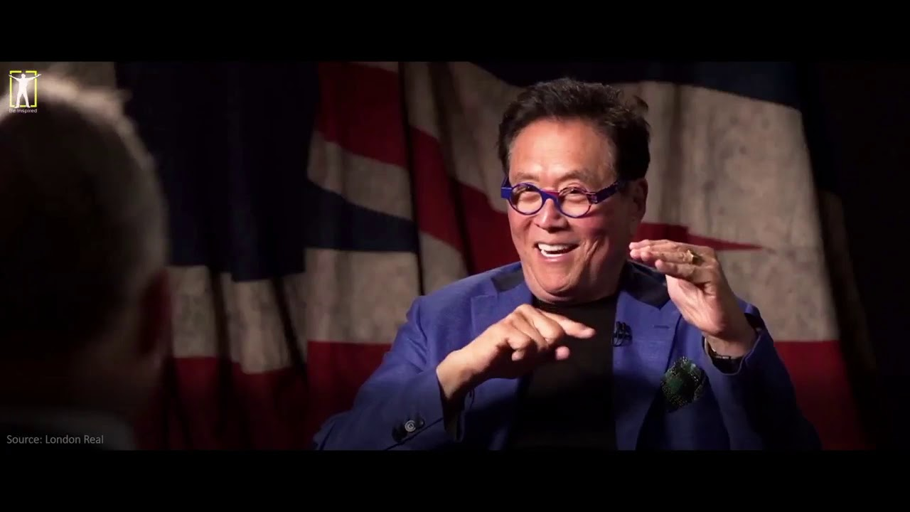 Poverty is Not An Accident   An Illuminating Interview With Robert Kiyosaki1