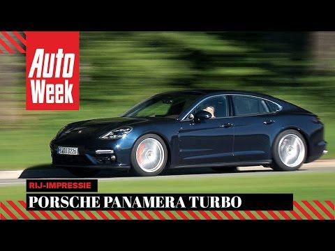 Porsche Panamera Turbo - AutoWeek Review