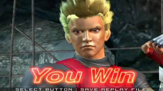 Virtua Fighter 4 (PlayStation 2) Arcade as Jacky